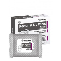 Rectanal Aid Wipes