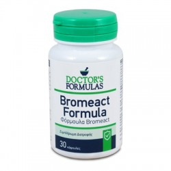 DOCTOR'S FORMULAS - BROMEACT 30caps