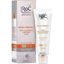 Roc Soleil-Protect High Tolerance ComforT Fluid SPF50 50ml