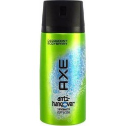 Axe Anti-hangover Deodorant Spray 150ml