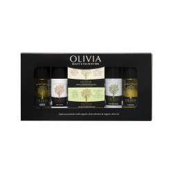 Olivia Gift Set Travel Size (4 x 60ml plus 2 x 43gr)