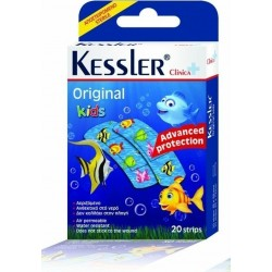 KESSLER ORIGINAL CLINICA KIDS X 20 STRIPS (ΨΑΡΑΚΙΑ)