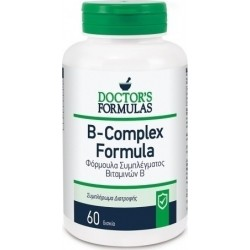 Doctor's Formulas B-Complex 60 δισκία