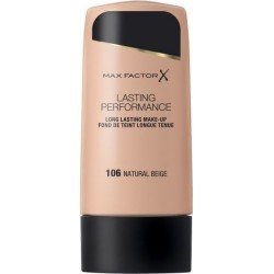 Max Factor Lasting Performance Liquid Make Up 106 Natural Beige 35ml
