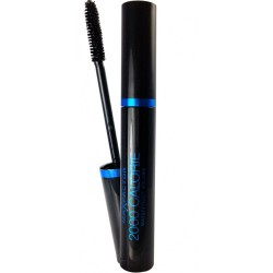 Max Factor 2000 Calorie Waterproof Black Mascara, 1τεμ