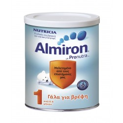 Nutricia Almiron 1, 400gr έως 6 Μηνών