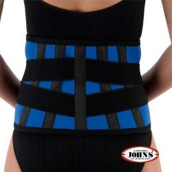 Johns Ζώνη Οσφύος Neoprene Criss Cross 120260