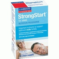 LAMBERTS - STRONGSTART for Men - 30tabs+30caps