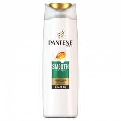 Pantene pro-v smooth & sleek shampoo 360 ml