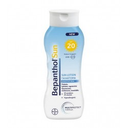 BEPANTHOL SUN LOTION 200ML spf 20