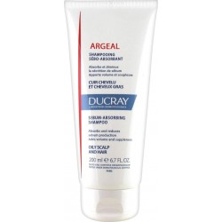 Ducray Argeal Sebum-Αbsorbing Treatment Shampoo 200ml