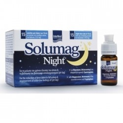 Intermed Solumag Night 15 x 10ml