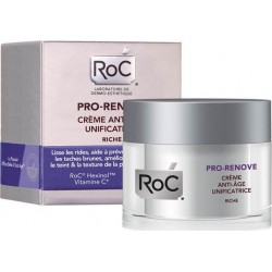 Roc Pro-Renove Creme Anti-Age Unificatrice Rich 50ml
