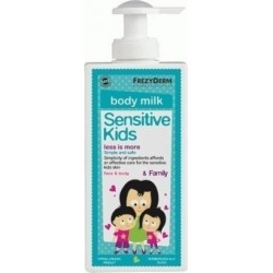 Frezyderm Sensitive Kids & Family Body Milk 200ml