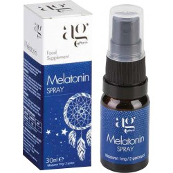 Ag Pharm Melatonin Spray 10ml