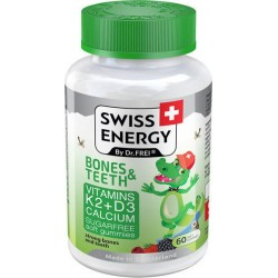 Swiss Energy Bones & Teeth 60 gummies